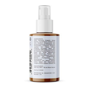 Rose Complete | Restorative Full-Spectrum Botanical Serum - Phytorite
