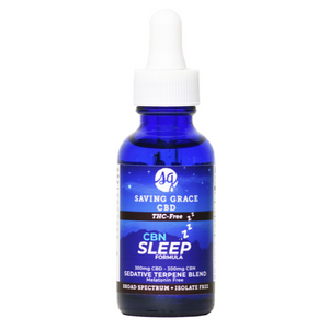 Saving Grace 300 CBN THC-Free Sleep Formula - Phytorite
