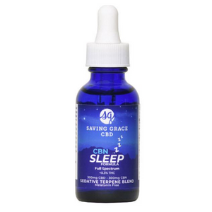 Saving Grace CBD CBN Sleep Formula - Phytorite