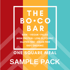 The Bo•Co Bar Sample Pack (4 bars - 1 of each flavor) - Phytorite