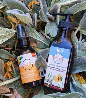 WholeMade Natural Massage Oils both style - PhytoRite.com