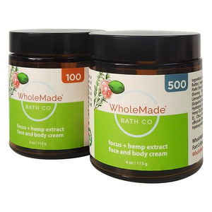 WholeMade Focus Hand and Body creams - PhytoRite.com