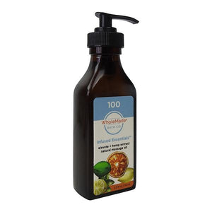 WholeMade Elevate Massage Oil - PhytoRite.com