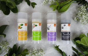 WholeMade Natural Deodorant Collection - PhytoRite