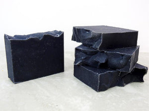 WHM Charcoal Facial Hemp Soap