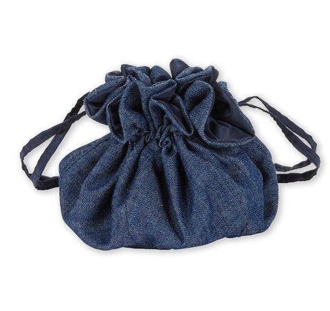 Drawstring Jewelry Pouch