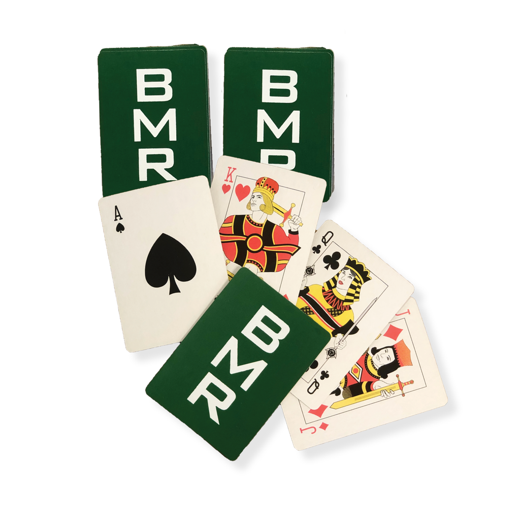 Double Deck of Personalized Playing Cards