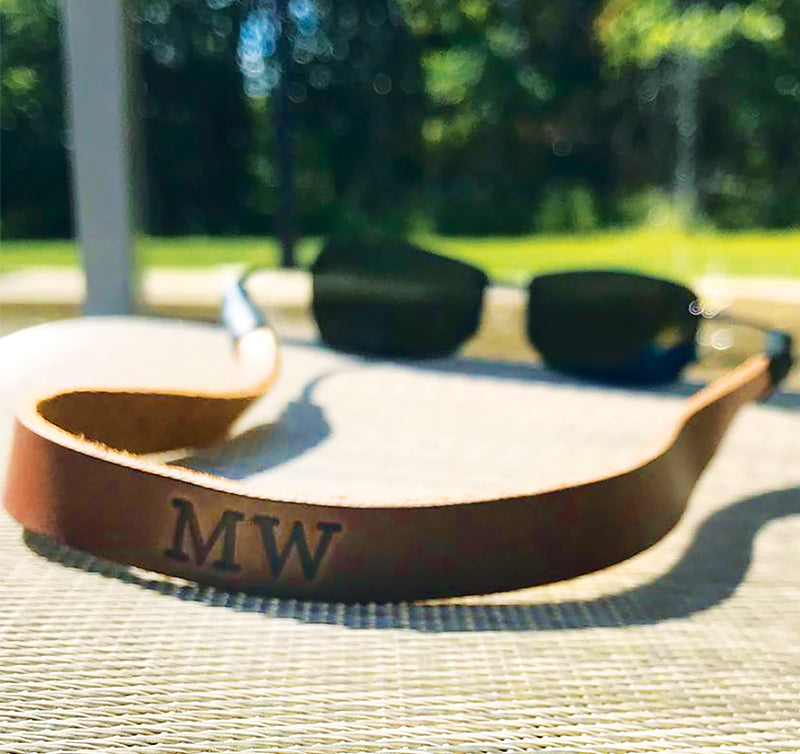 Personalized Sunglass Strap