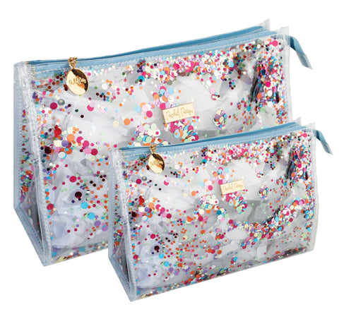 Confetti Zip Bag