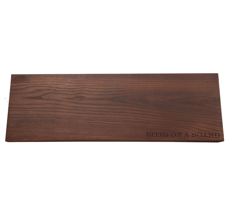 "Walnut Board 30"" Thermal Ash Server Rectangular Board"