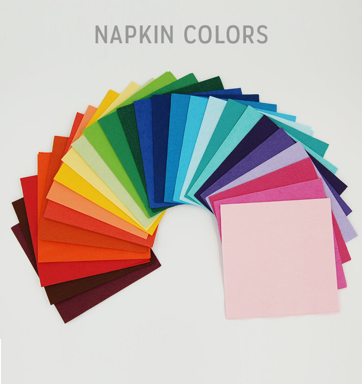 Napkins-Monogram/Style (Choose A Style)