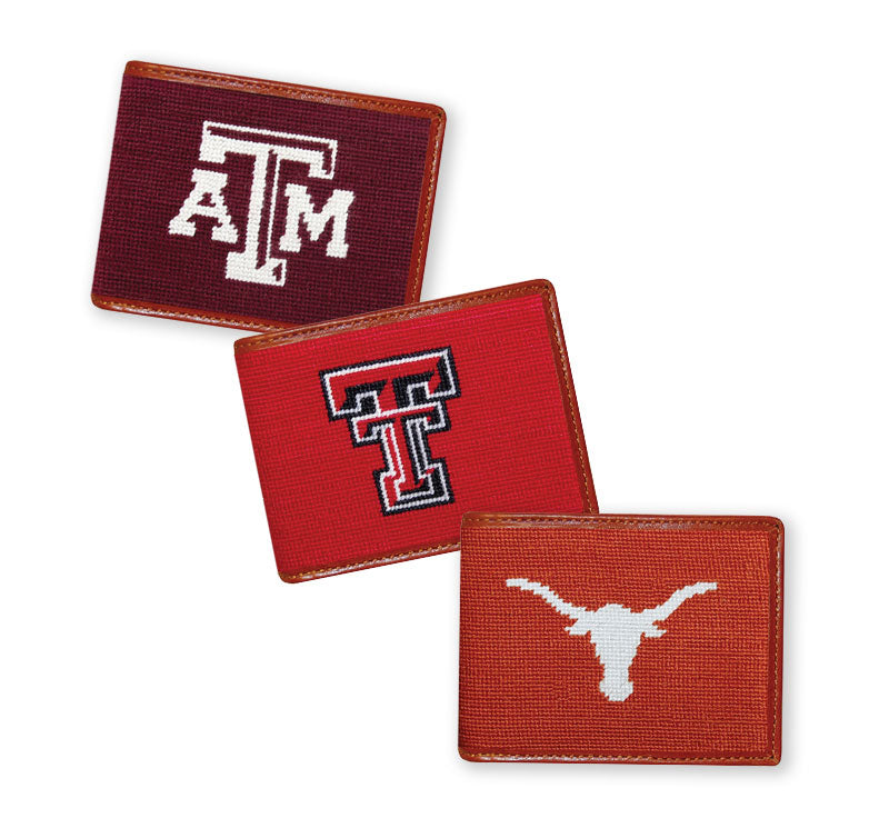 Collegiate Bi-Fold Wallet