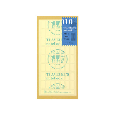 Traveler's Notebook 010 stickers - Mimoto Japanese Homewares & Design