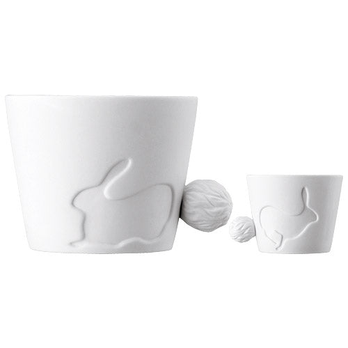 Mugtail Cup Rabbit - Mimoto Japanese Homewares & Design