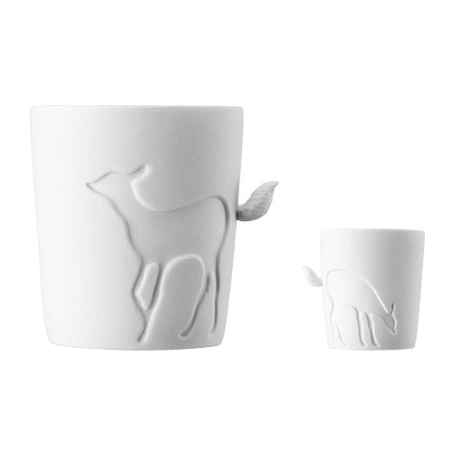 Mugtail Cup Fawn - Mimoto Japanese Homewares & Design