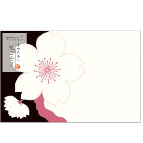 Mini Gift Card Set - Sakura