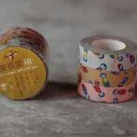 Kokeshi Tape 3 Rolls - Mimoto Japanese Homewares & Design