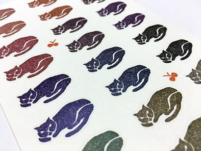 Small Seals Cats - Mimoto Japanese Homewares & Design