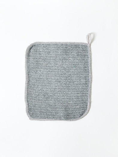Binchotan Charcoal Face Scrub Towel - Mimoto Japanese Homewares & Design