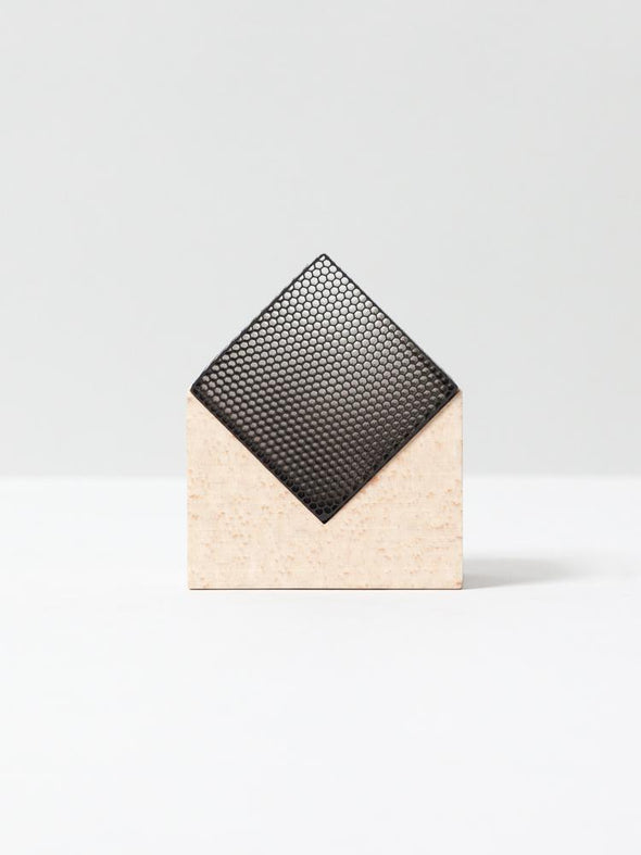 Chikuno Cube Small House (Natural) - Mimoto Japanese Homewares & Design