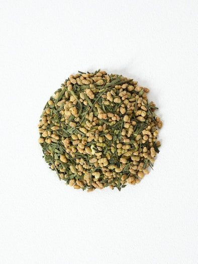 Organic Genmaicha Loose Leaf Green Tea