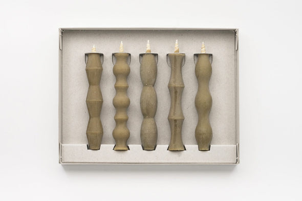 Takazawa Candles Candle Nanao - Mimoto Japanese Homewares & Design
