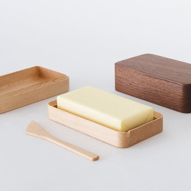 Kakudo Maple Butter Case - Mimoto Japanese Homewares & Design