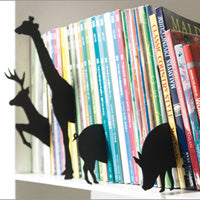 Book Markers - +d Animal Index