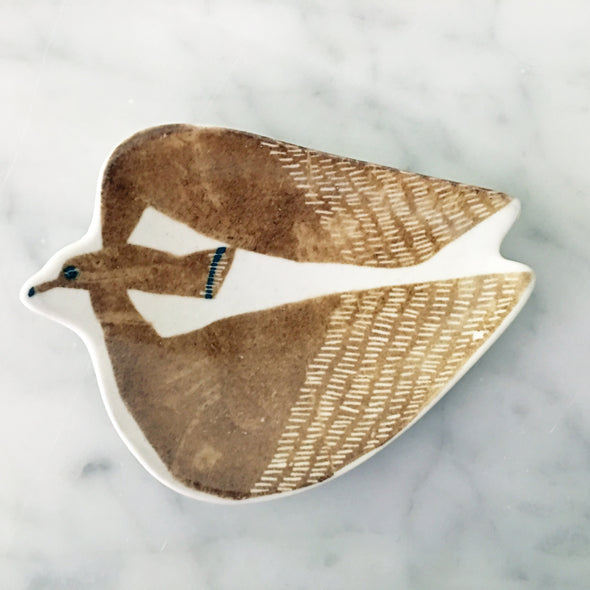 KATA KATA small dish (albatross) - Mimoto Japanese Homewares & Design