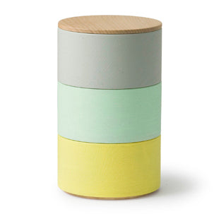 Stackable Wooden Containers - Mimoto Japanese Homewares & Design