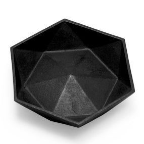 Cast Iron Hexagonal Plate Designed by Tadahiro Baba - Mimoto Japanese Homewares & Design