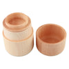 Karmi Tea Canister, Tawara (Soji - Natural) - Mimoto Japanese Homewares & Design