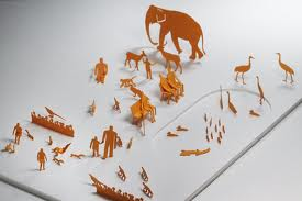 1/100 Architectural Model Accessories Series No.4 ZOO - Mimoto Japanese Homewares & Design