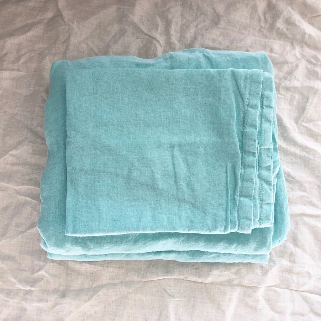 Copy of French Linen Sheet Set