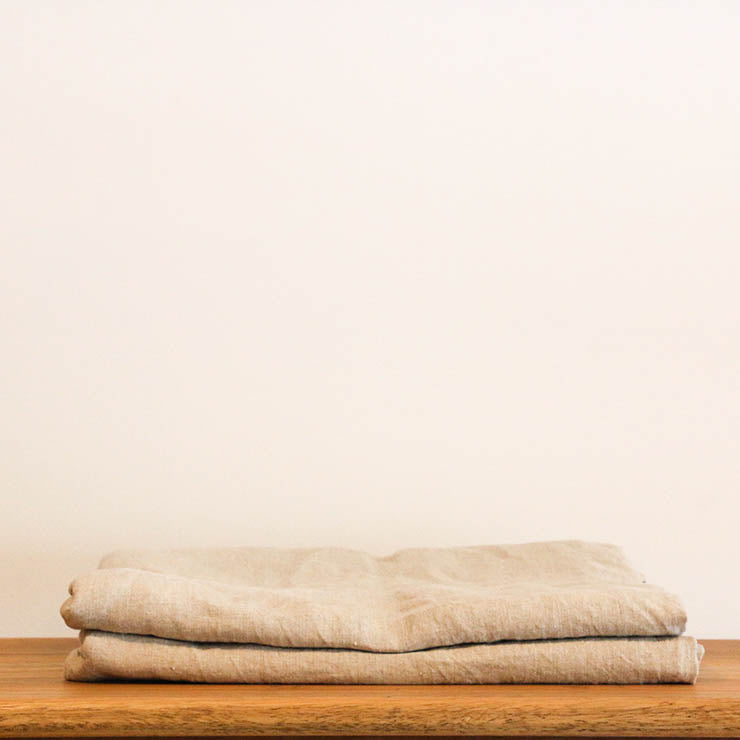 French Linen Flat Sheet