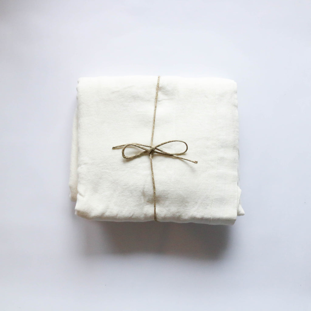 Irish Linen Blanket (Heavy weight)