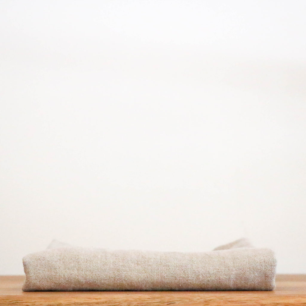 Rustic Irish Linen Pillow Case (Standard)