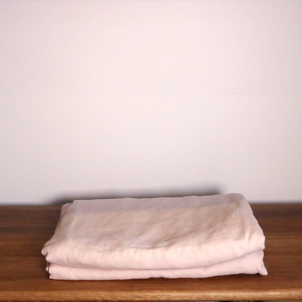 French Linen Fitted Sheet