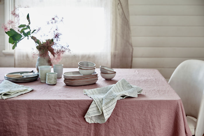 Table Cloth - 100% pure french linen