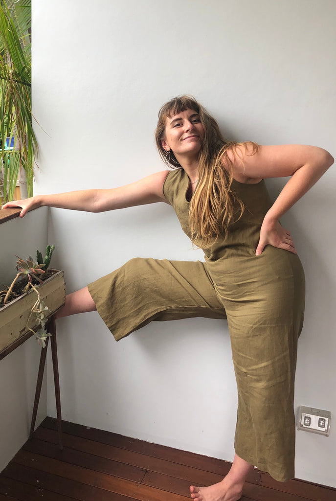 CLEARANCE: Pip Jumpsuit