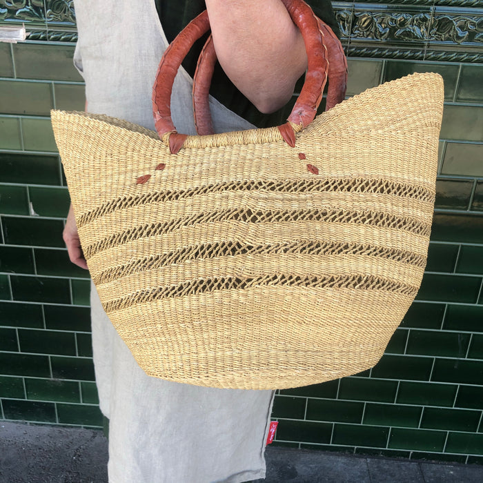 Market Shopper with Short Handle