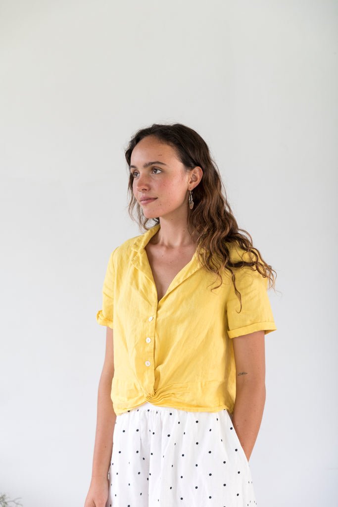Ivy Shirt - 3 colours