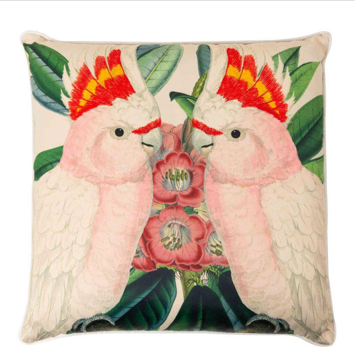Cushion Cover - Cacatoe