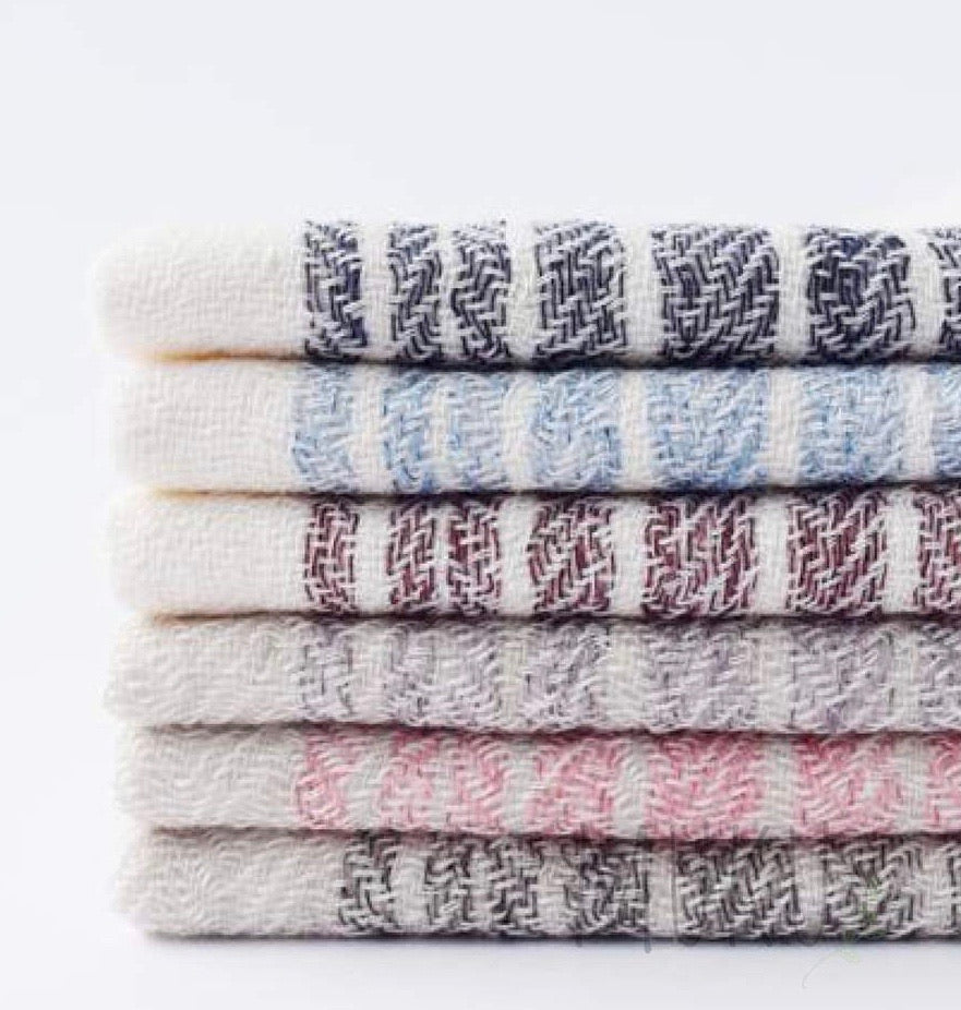 Kontex Japanese Organic Cotton Bath Towel