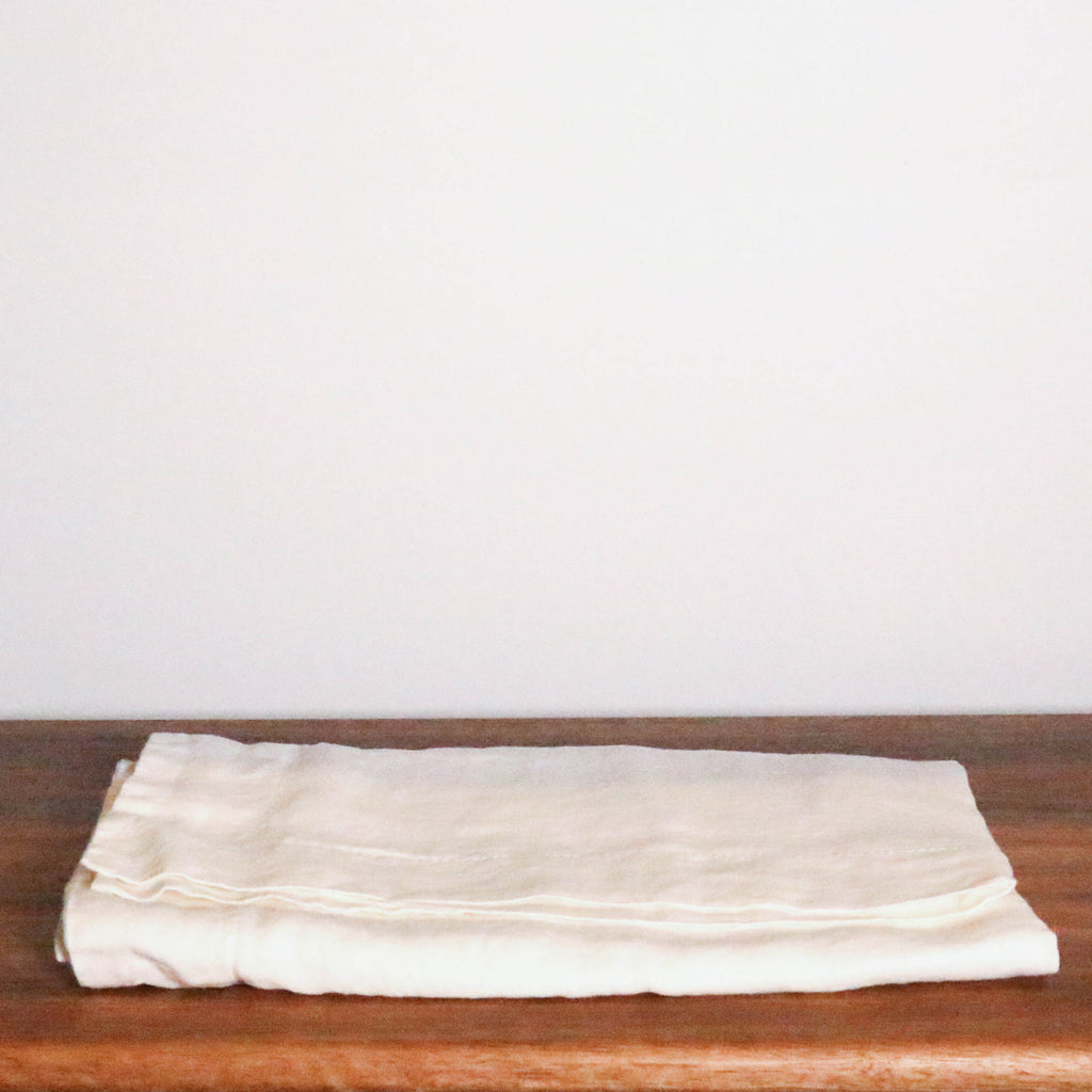 French Linen Pillow Case (Oxford Edge)