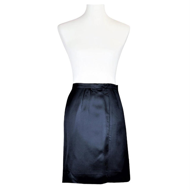 Marinelli French Black Skirt