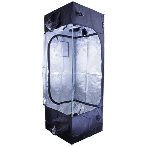Sun Hut Fortress 45 - 2.5 ft x 2.5 ft x 7.1 ft