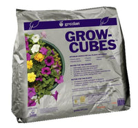 Grodan Growcubes Medium 1 cu ft (6/Cs)