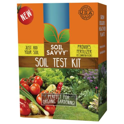 Soil Savvy - Soil Test Kit (12/Cs)