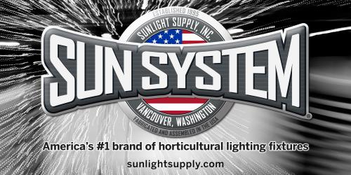 Sun System Vinyl Banner - Horizontal 8 ft wide x 4 ft tall